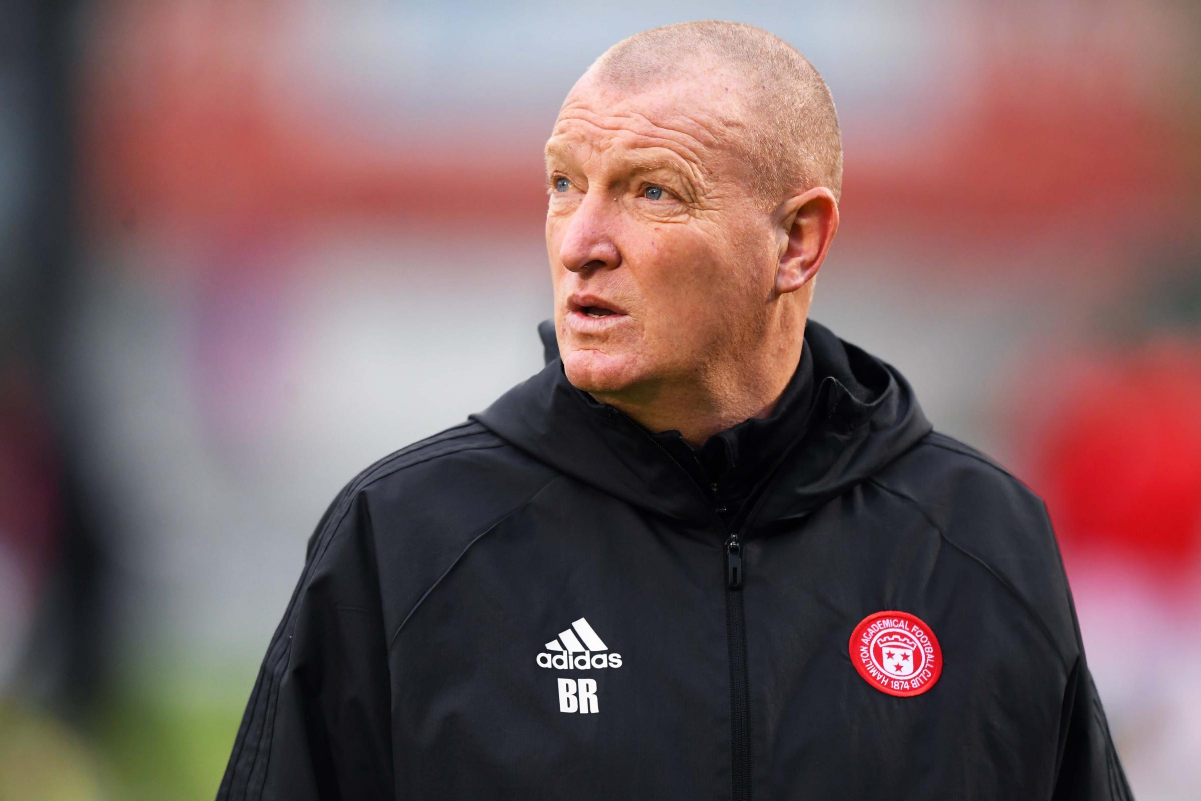 St Johnstone 0-0 Hamilton: Brian Rice calls for respect