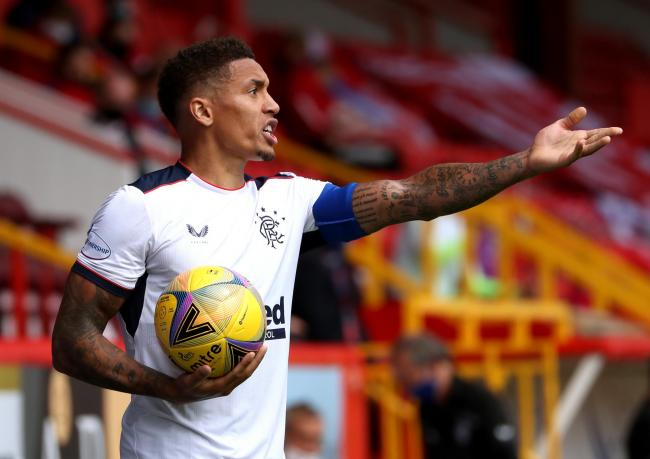 Rangers skipper James Tavernier addresses Alfredo Morelos speculation as he looks ahead to Bayer Leverkusen