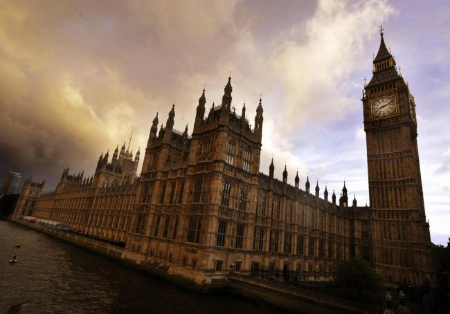 An MP has been arrested on suspicion of rape