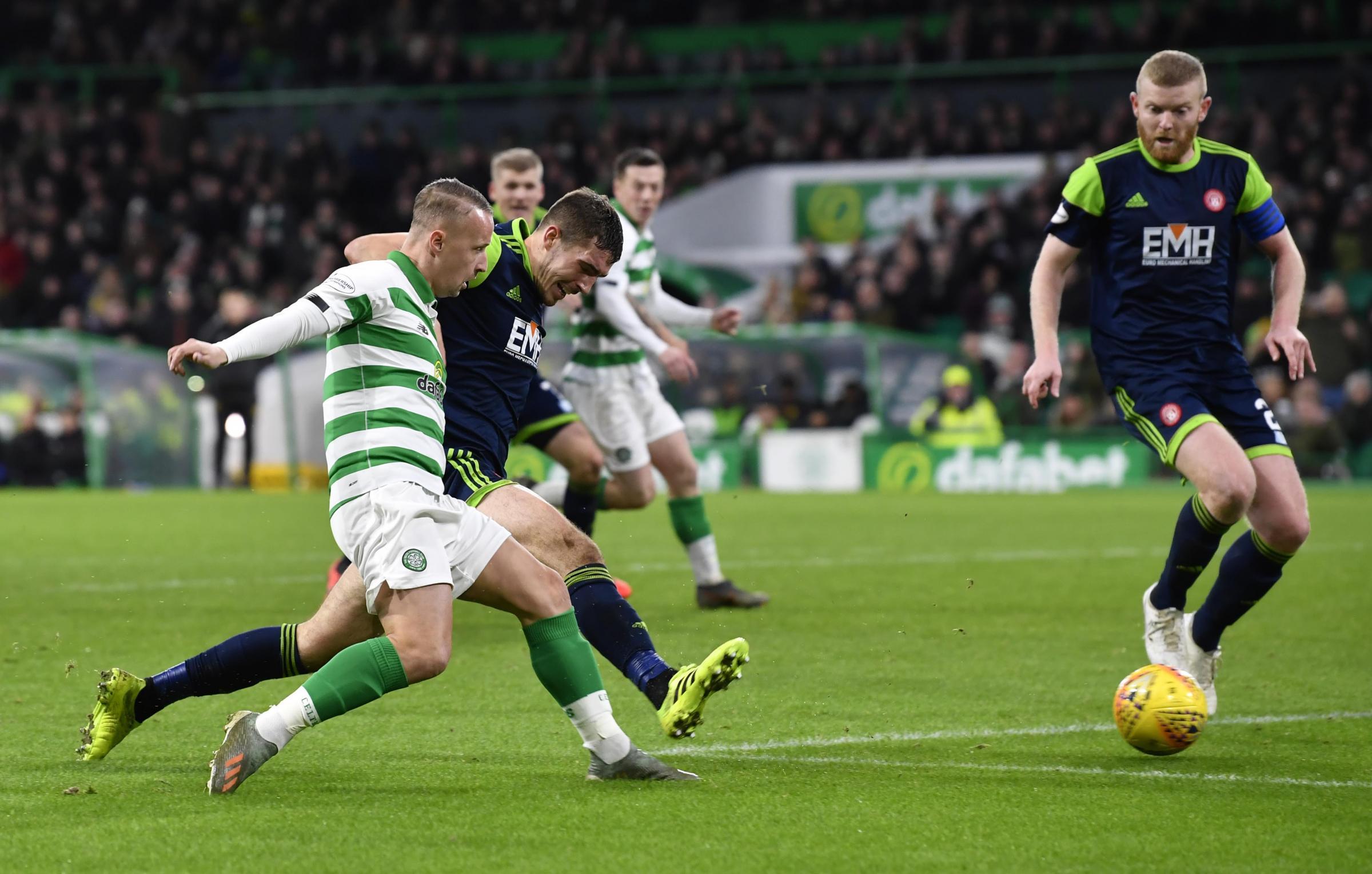 Celtic v Hamilton: TV times, kick-off, odds and live stream details