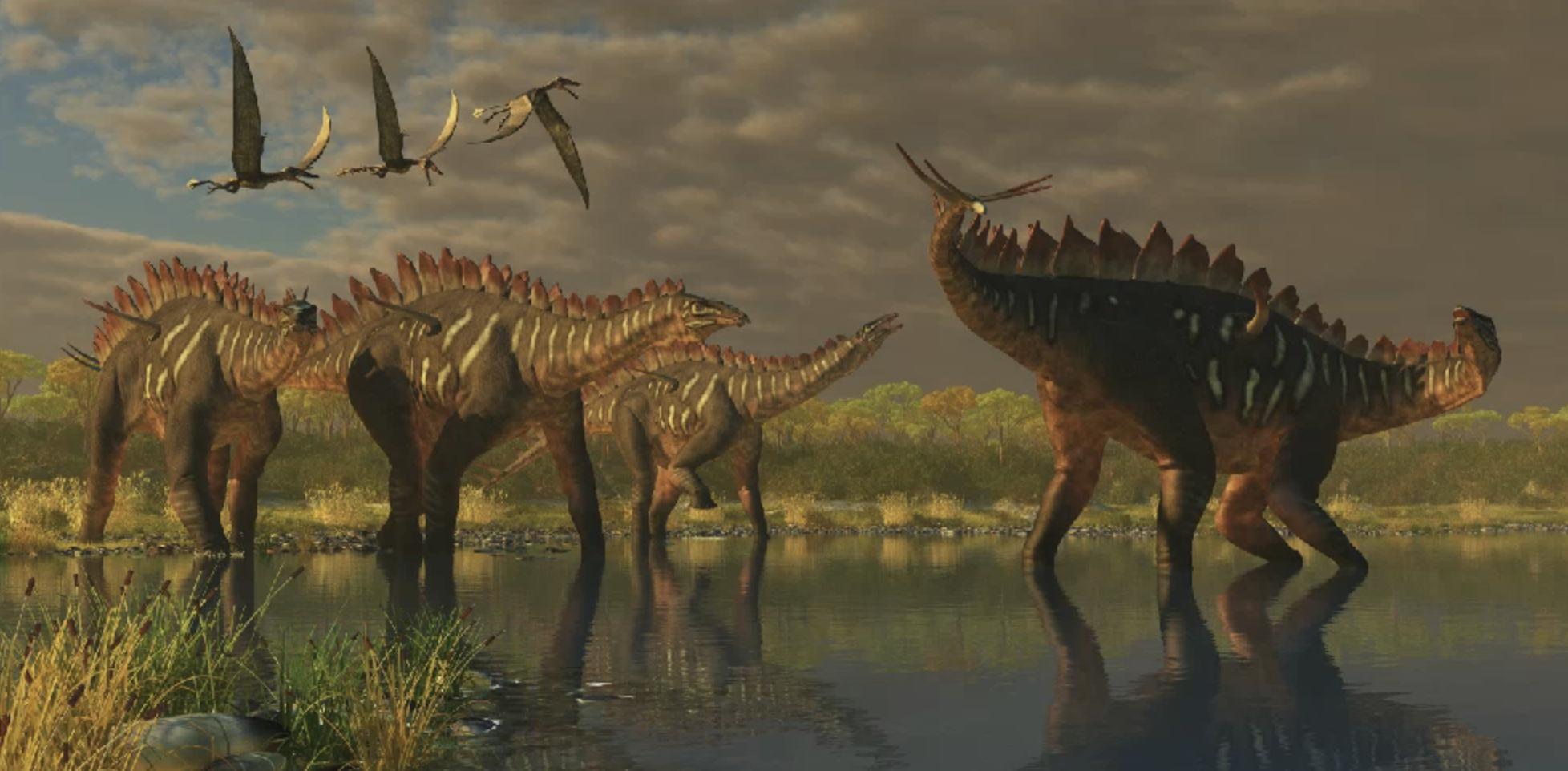 Scotland's 'Jurassic' fossils among world's richest