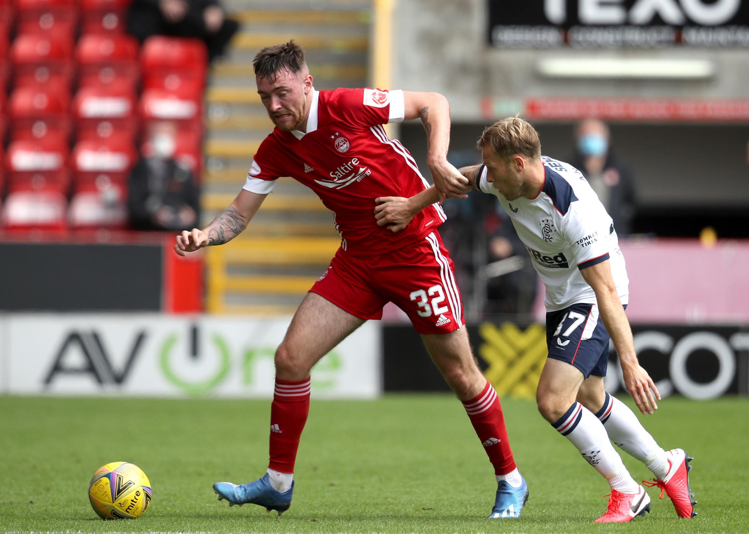 Aberdeen's striker crisis deepens as Leeds United loanee Ryan Edmondson is ruled out for up to four months