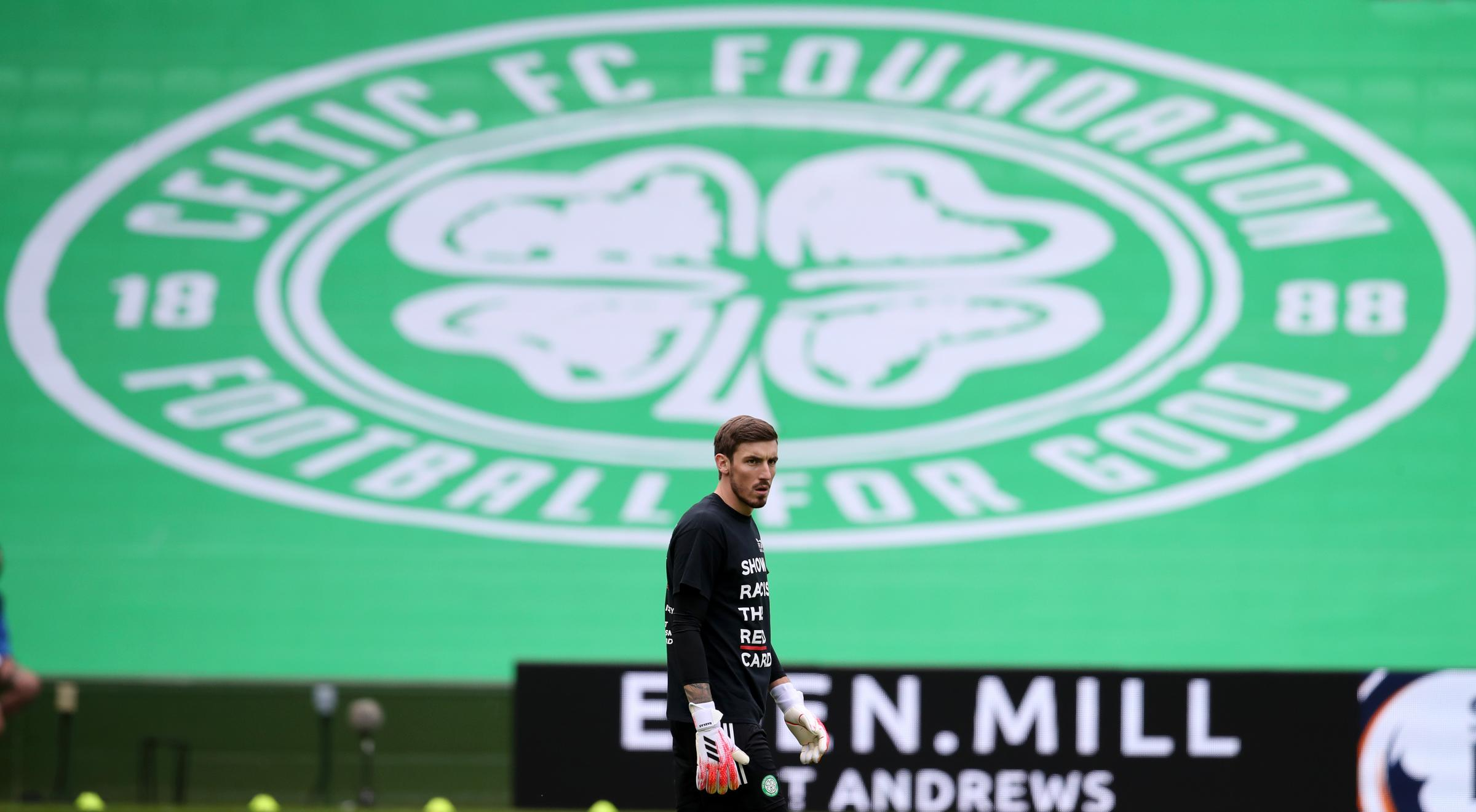 Celtic v Hamilton LIVE: Barkas on bench as Griffiths dropped from matchday squad