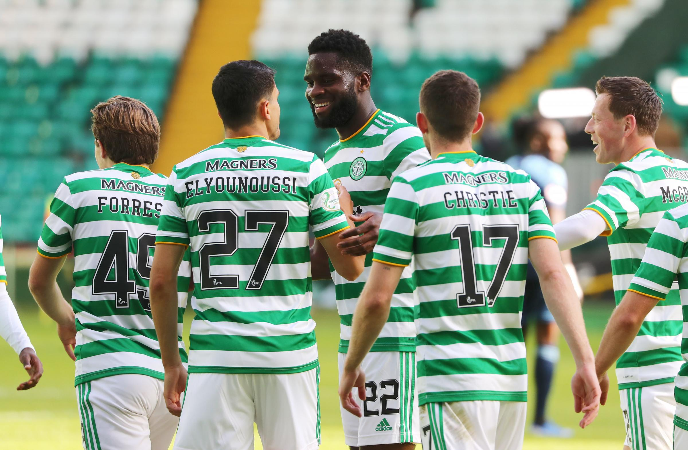Celtic 5, Hamilton 1: How the players rated