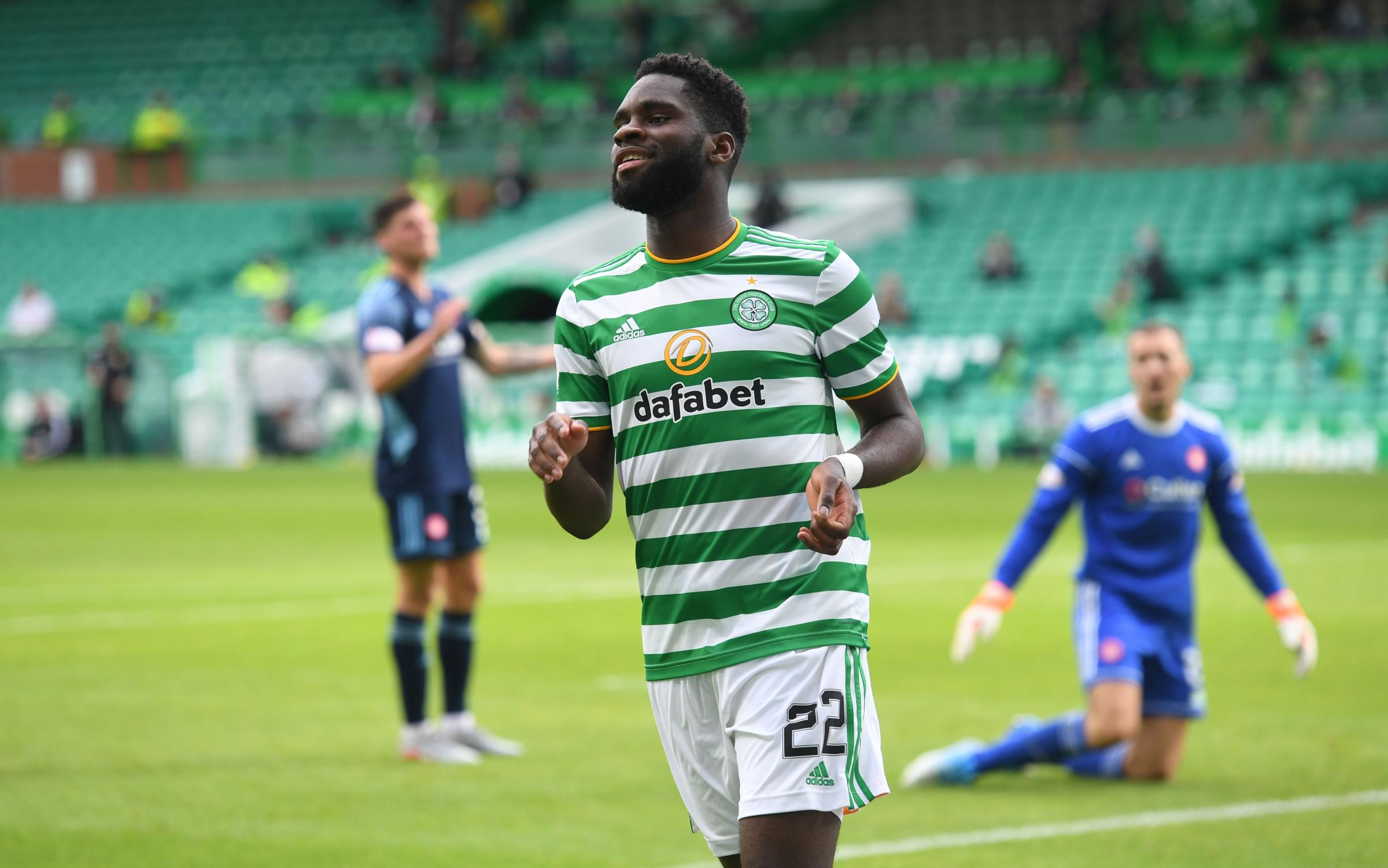 Celtic 5 Hamilton 1: Three things we learned as Odsonne Edouard shines on flag day