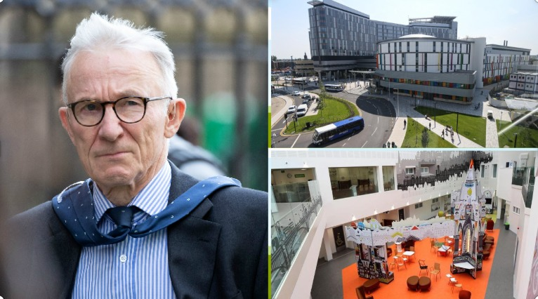 Lord Brodie: Hospitals' inquiry will 'dig deep' into what went wrong
