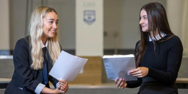Increased pass rate as SQA release exam results in Scotland