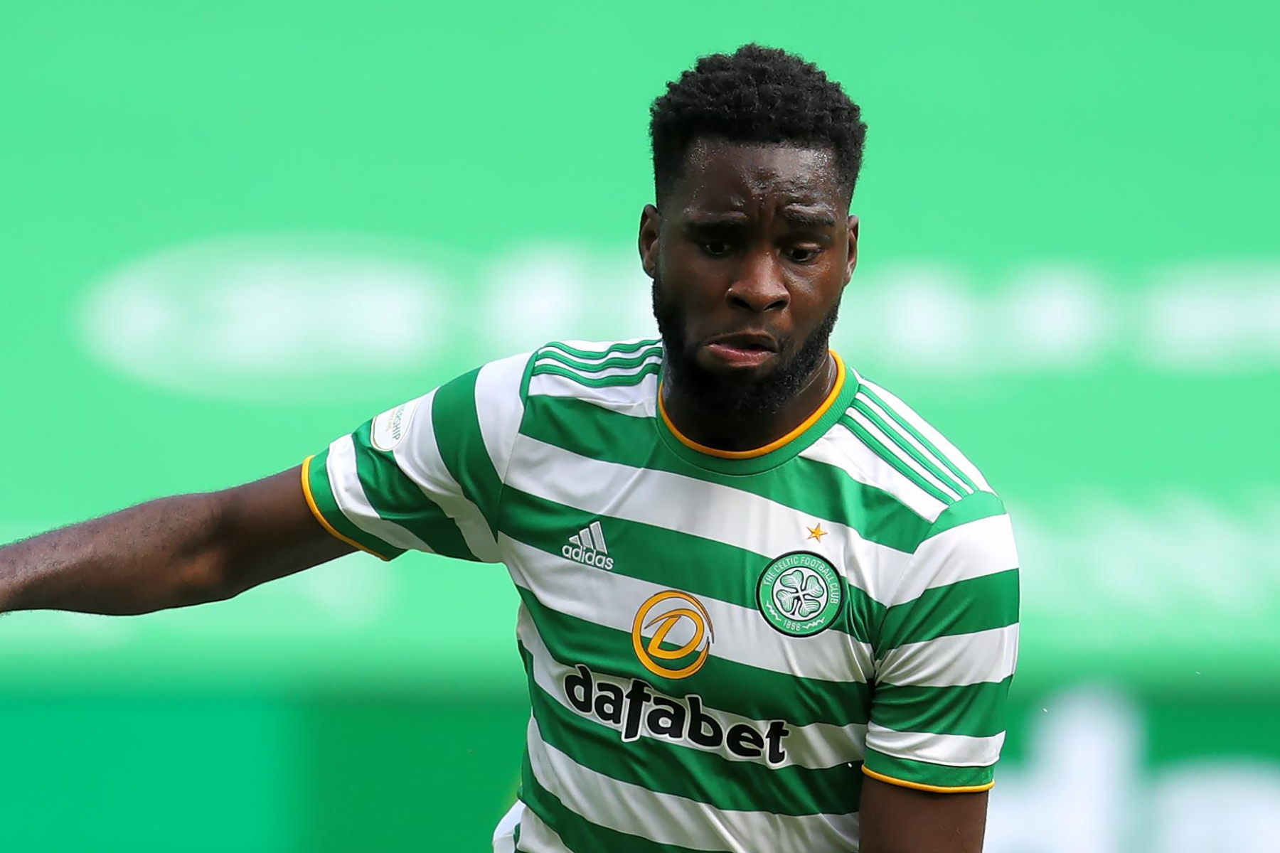 Odsonne Edouard's time at Celtic is up and he will move to the Premier League, insists Barnes
