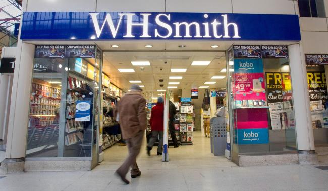 1500 jobs at risk at WH Smith | Scottish factory to help produce 60m Covid vaccine doses | William Hill to close 119 shops