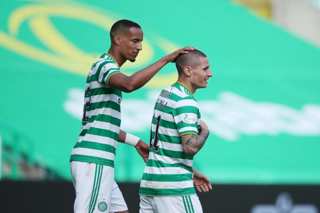 Christopher Jullien says the Celtic players know how desperate all of their opponents will be to topple them this year.