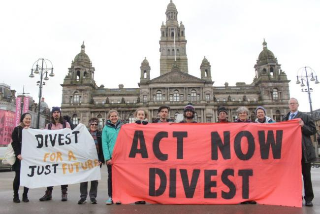 Glasgow leads way in signing up for climate emergency education
