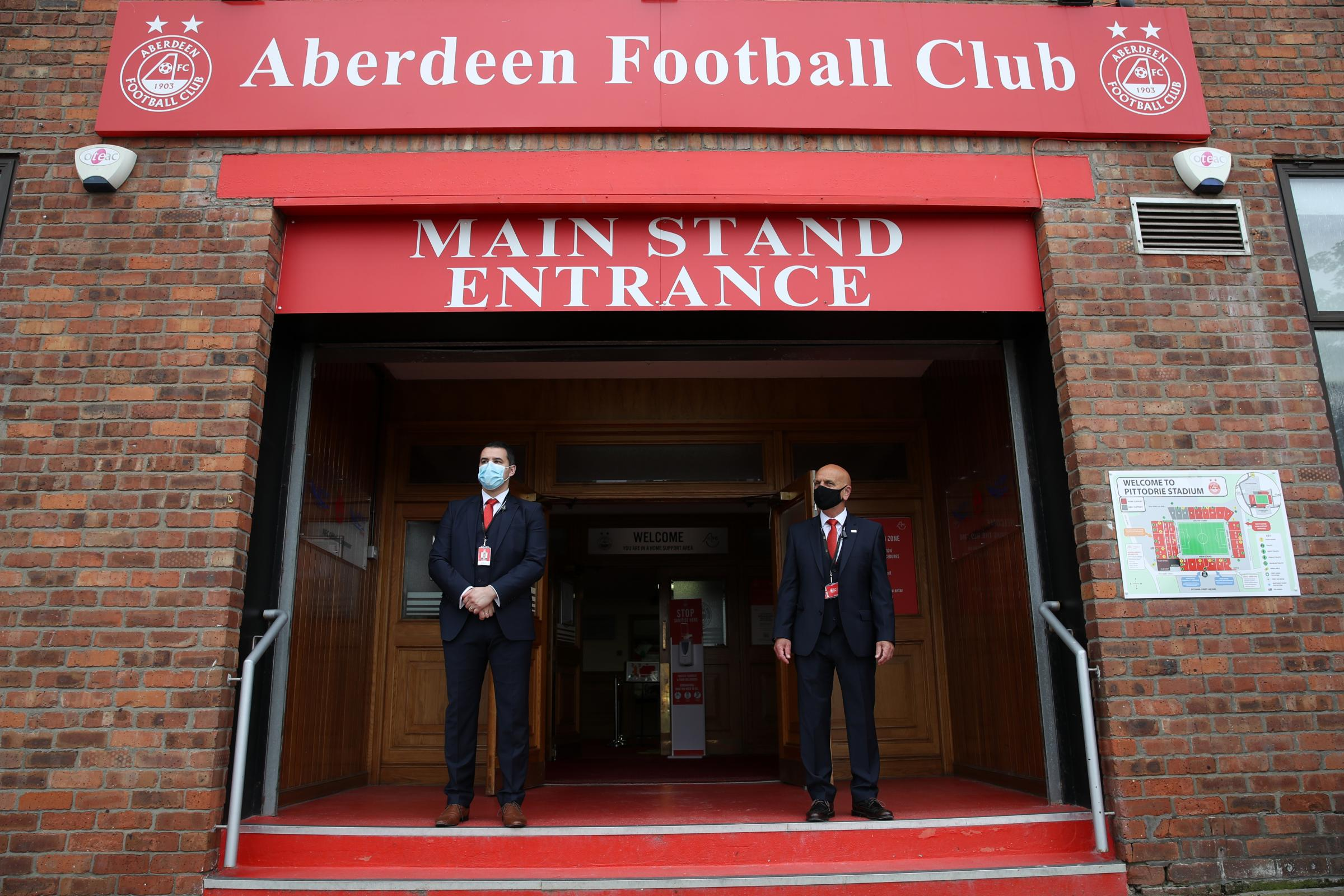 Aberdeen vs St Johnstone called off after coronavirus outbreak as eight players self-isolating