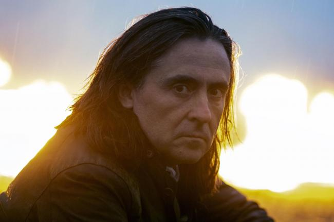 Neil Oliver presents BBC series Blood of the Clans. Picture: Danny Carr/BBC Studios