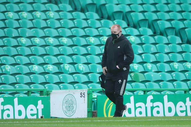 Neil Lennon is worried that the Scottish football season may be shut down once again.
