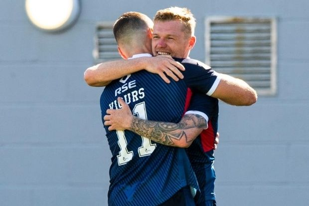 Hamilton Accies 0-1 Ross County: Billy McKay out to prove doubters wrong as Staggies look upwards
