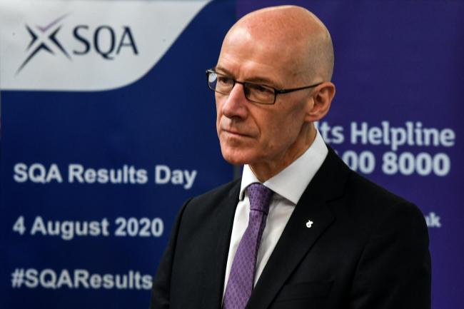 Seven things you need to know from John Swinney's SQA U-Turn