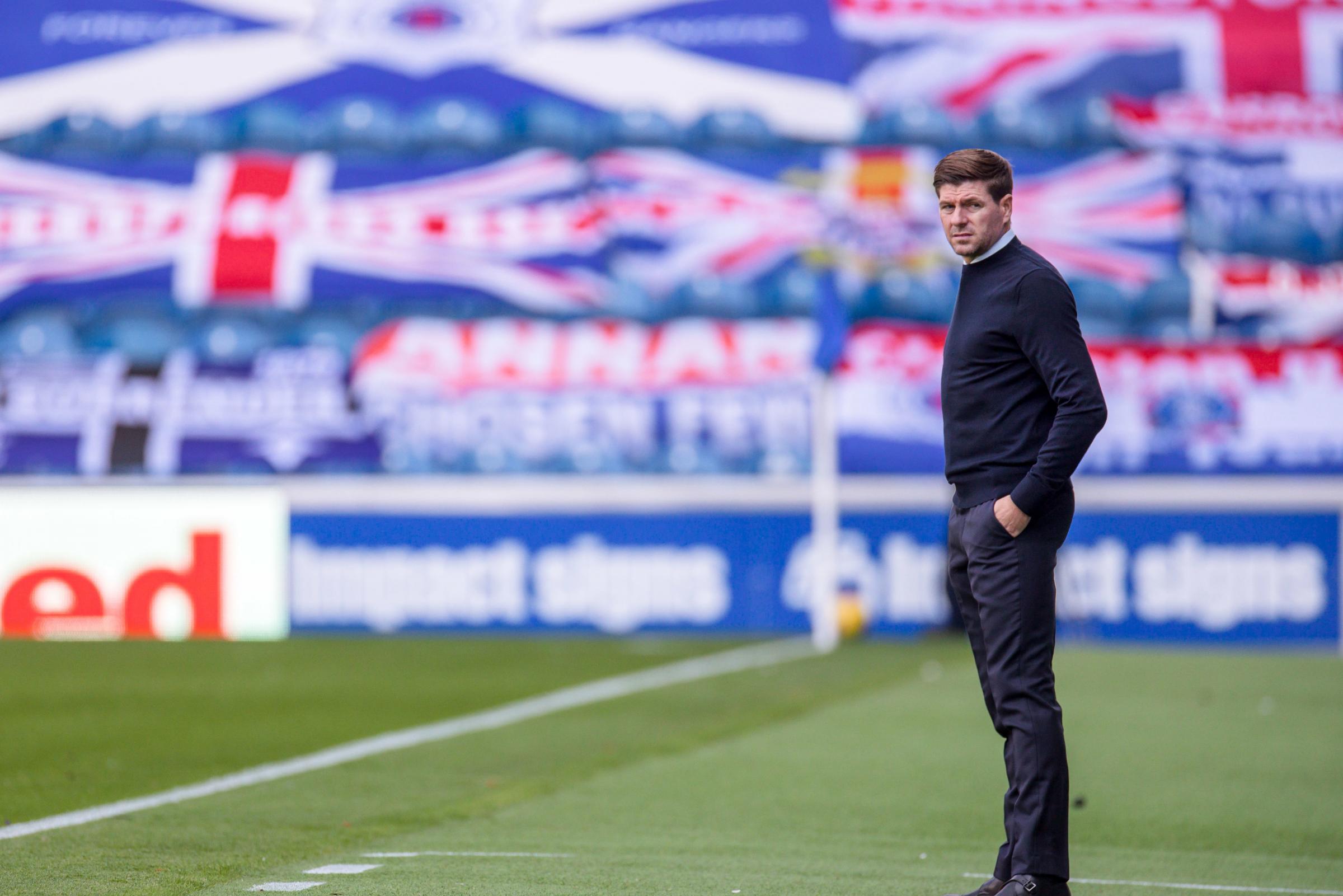 Steven Gerrard gives update on fitness of Rangers keeper Allan McGregor and praises Jon McLaughlin after Ibrox win
