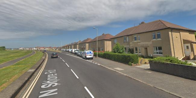 Two people in hospital with serious injuries following assault in Troon