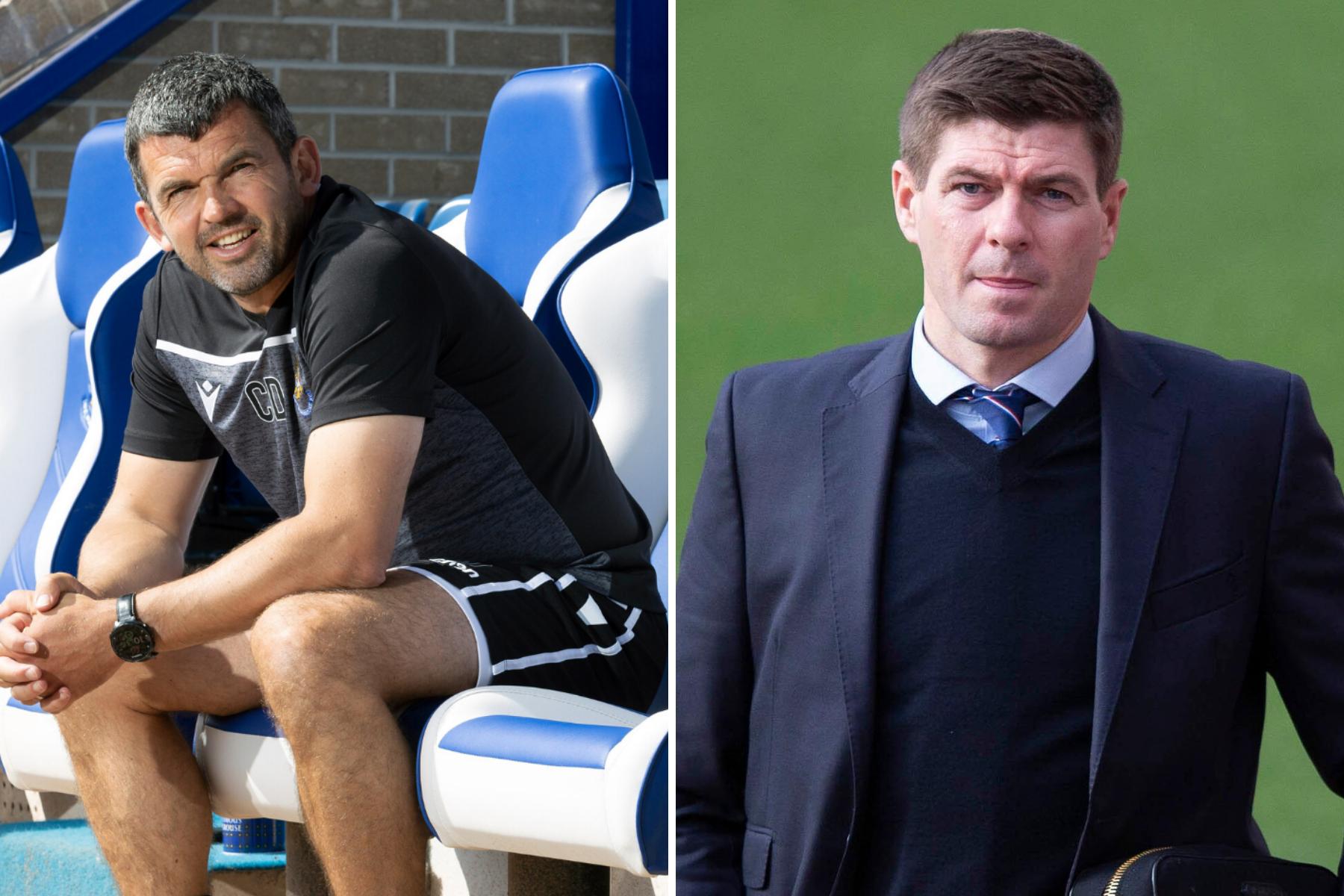 St Johnstone ready for Rangers test despite Aberdeen postponement, says Callum Davidson