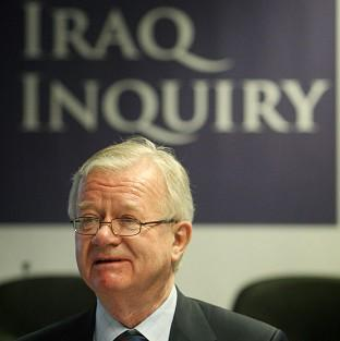 HeraldScotland: Chair of the Iraq Inquiry Sir John Chilcot