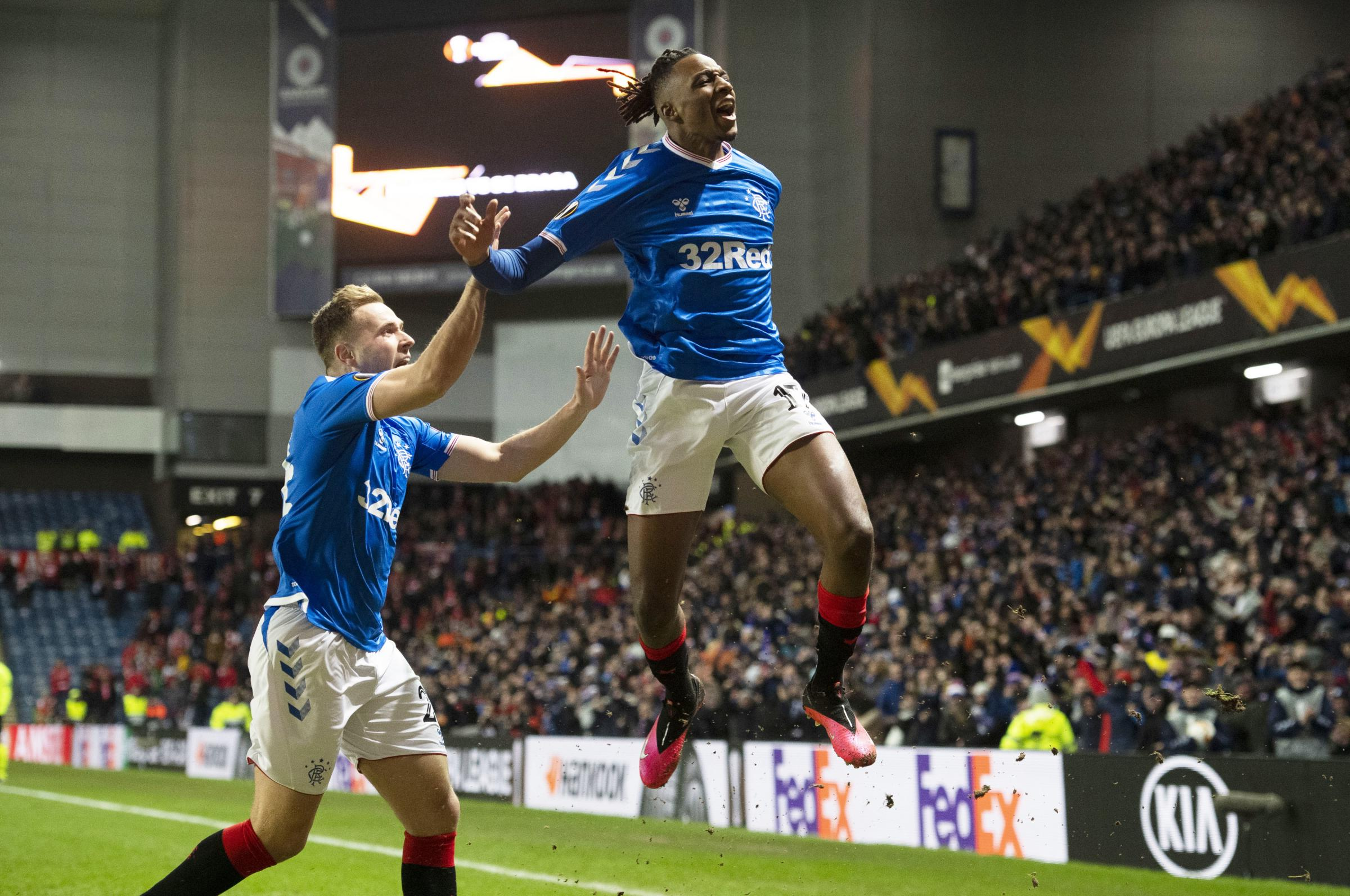 Joe Aribo determined to give Rangers fans plenty to cheer despite Ibrox crowd absence