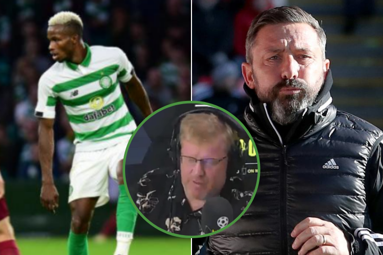 Outspoken Adrian Durham calls for Celtic and Aberdeen docked points after Covid-19 blunders