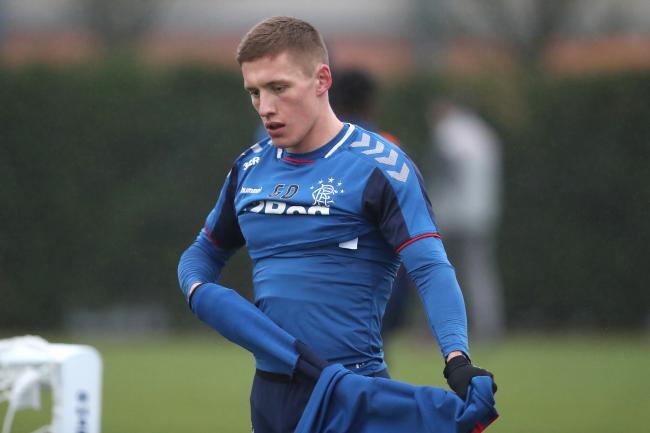 Rangers midfielder Greg Docherty 'considering options' amid Hull City interest