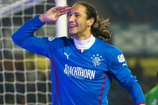 Ex-Rangers badboy Mohsni compared to Virgil van Dijk on signing for Grimsby