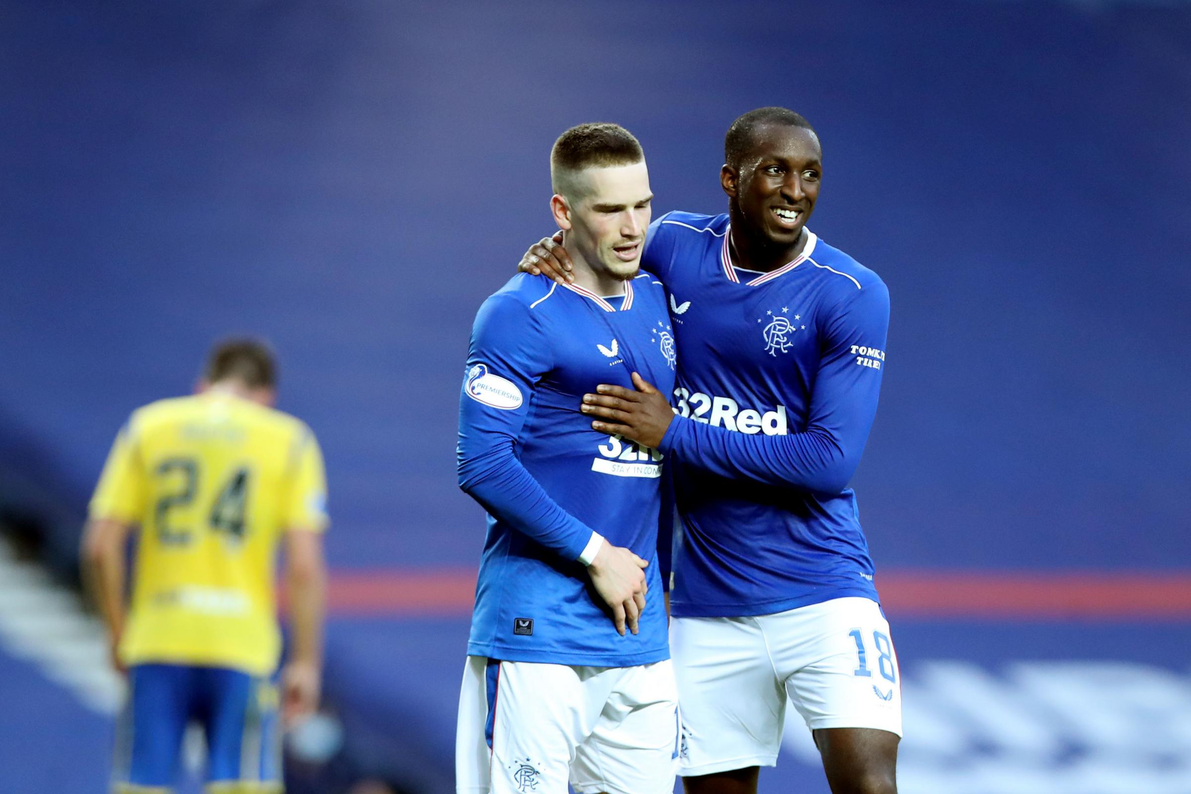 Rangers 3-0 St Johnstone: Three things we learned as Steven Gerrard's side go top of the table