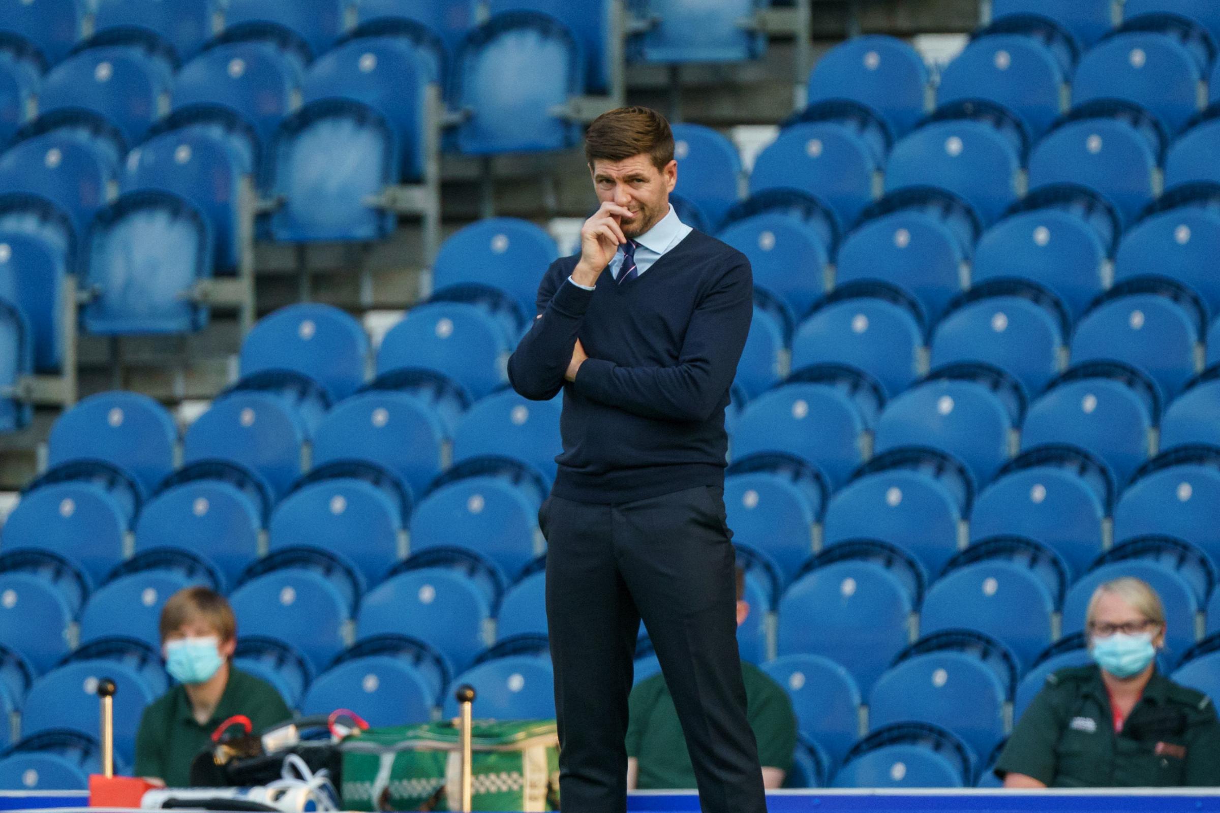 Rangers to assess injury to key Leon Balogun after St Johnstone injury scare