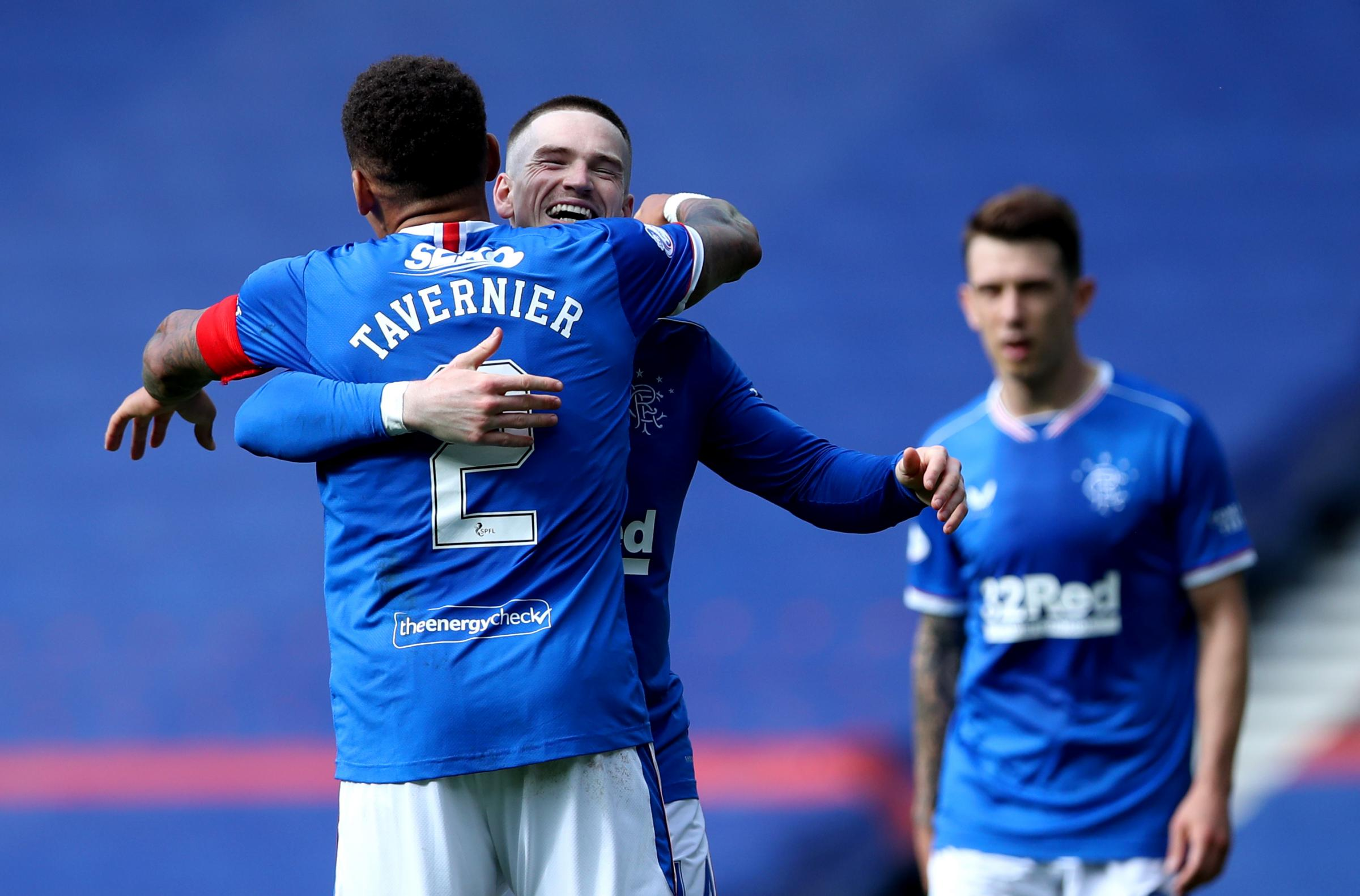Rangers 2-0 Kilmarnock   Player ratings as Light Blues cruise past visitors in Ibrox win