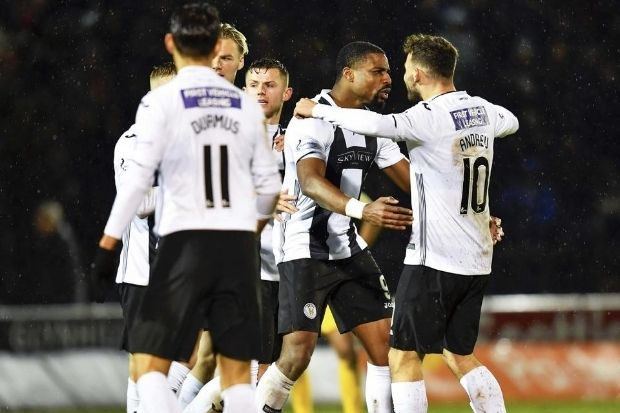 St Mirren 1-1 Ross County: Moment of madness stops Buddies in their tracks