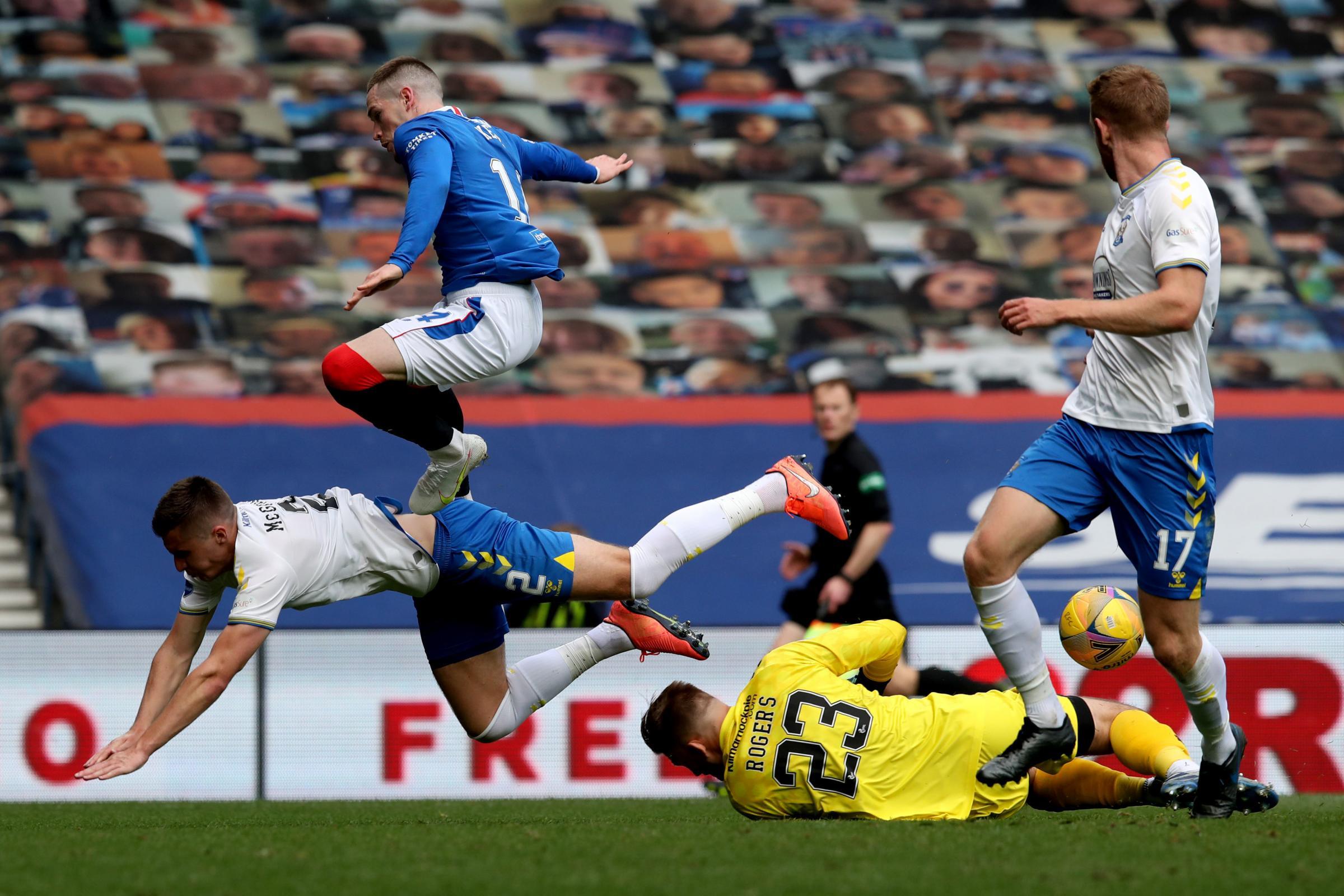 Rangers 2-0 Kilmarnock: Three things we learned as Steven Gerrard's side earn comfortable Ibrox win