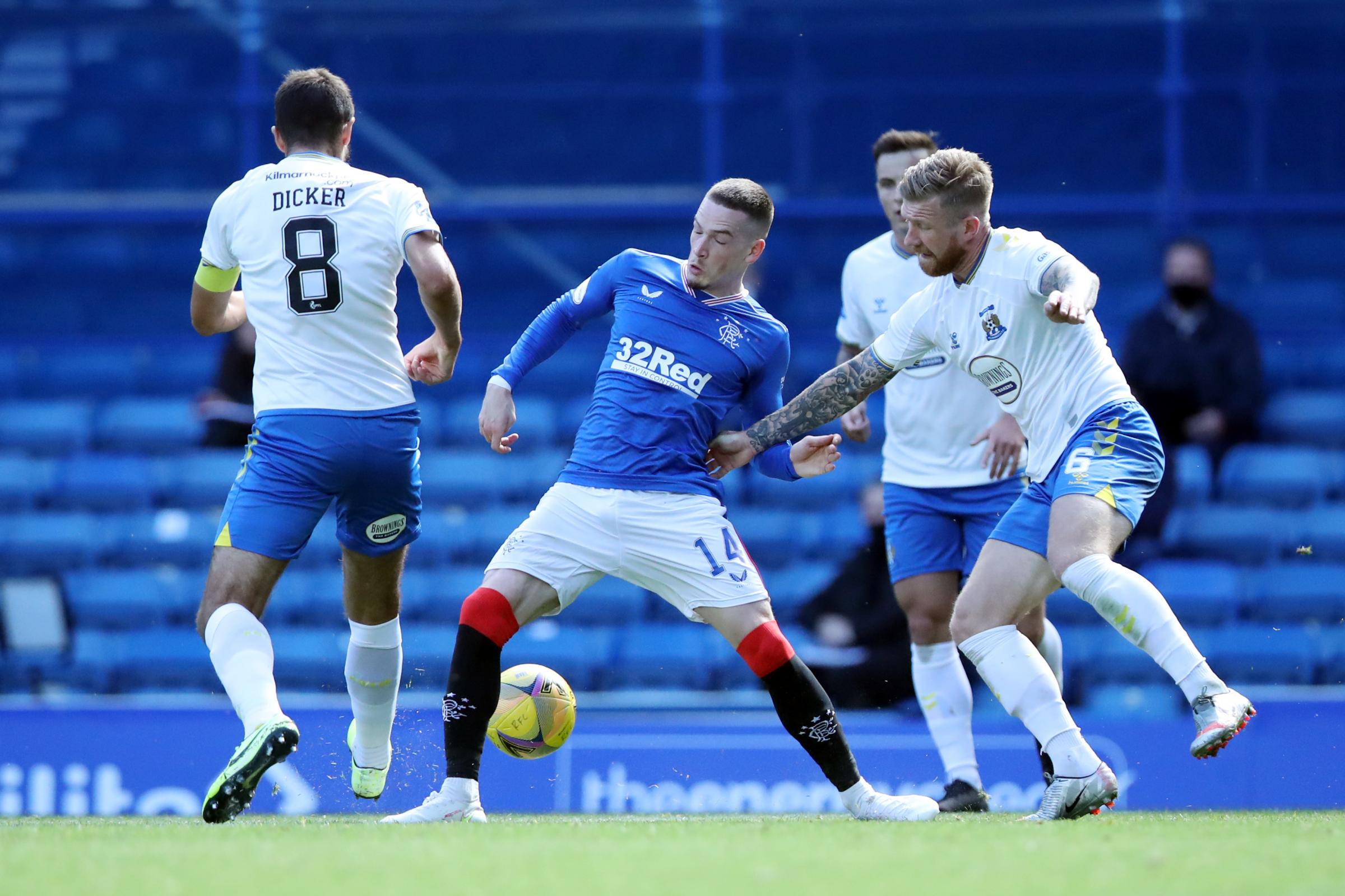 Alex Dyer confident Kilmarnock will pick up points after Ibrox defeat to Rangers