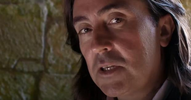 Bid to 'cancel' GB News's Neil Oliver over 'I'd risk catching Covid' in name of freedom stance