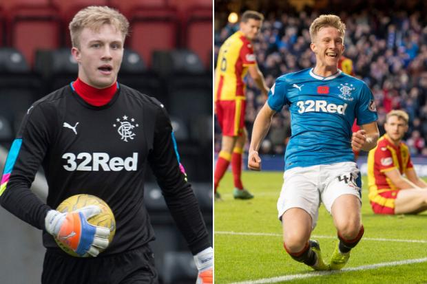 Ex-Rangers star Ross McCrorie jokes about 'bragging rights' over brother Robby in Aberdeen win