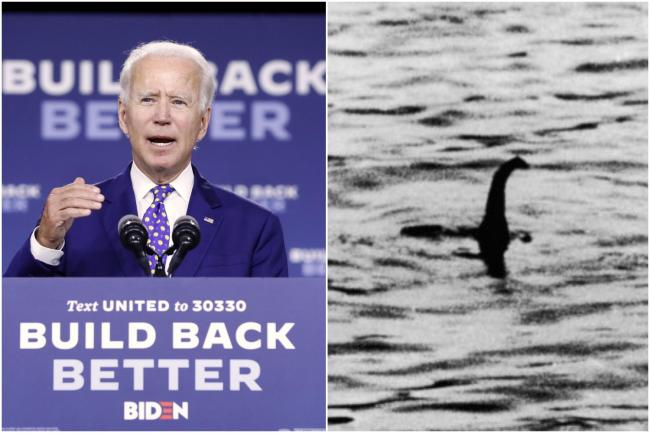 Joe Biden is 'basically the Loch Ness Monster' says Donald Trump Jr |  HeraldScotland