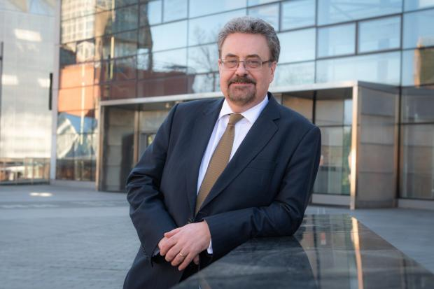 HeraldScotland: Professor Iain Gillespie is Principal and Vice-Chancellor at Dundee University.