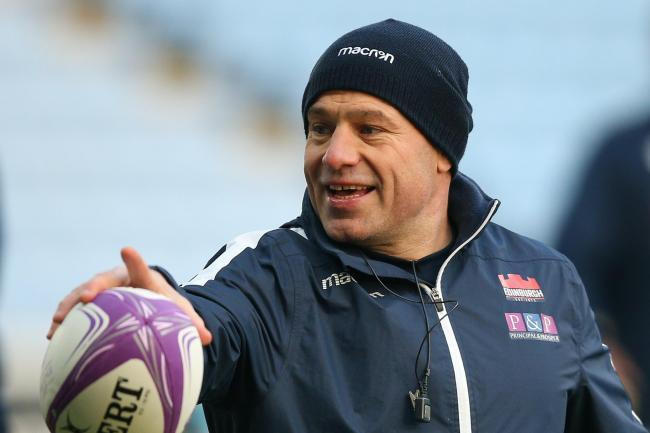 Edinburgh coach Richard Cockerill keen to pile more misery on Glasgow Warriors