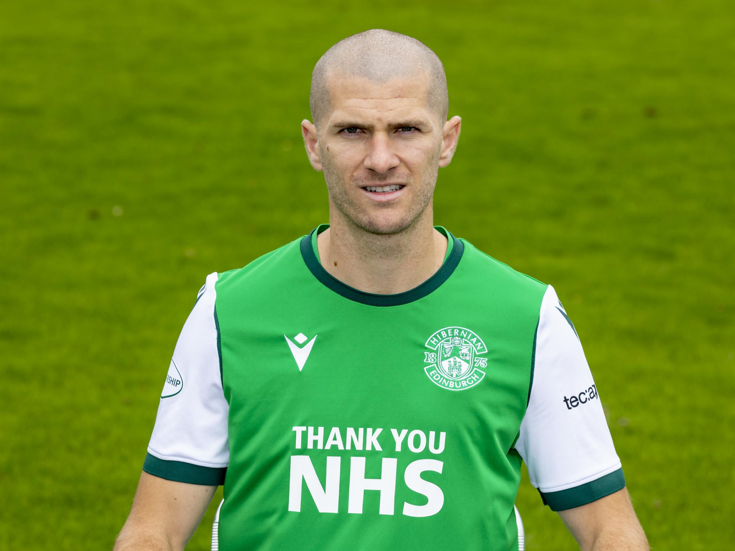 Hibs ace Alex Gogic confirms he is self-isolating after positive negative coronavirus test