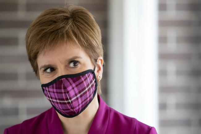 Nicola Sturgeon says Glasgow lockdown restrictions to be extended
