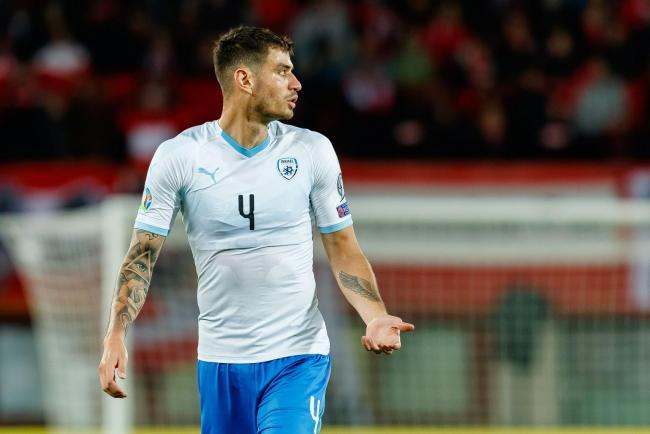 Celtic's Nir Bitton and Hatem Elhamed take Israel meeting with Marciano ahead of Scotland clash