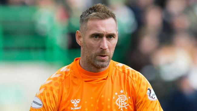 Police probe launched after Rangers goalkeeper's car 'deliberately' set on fire