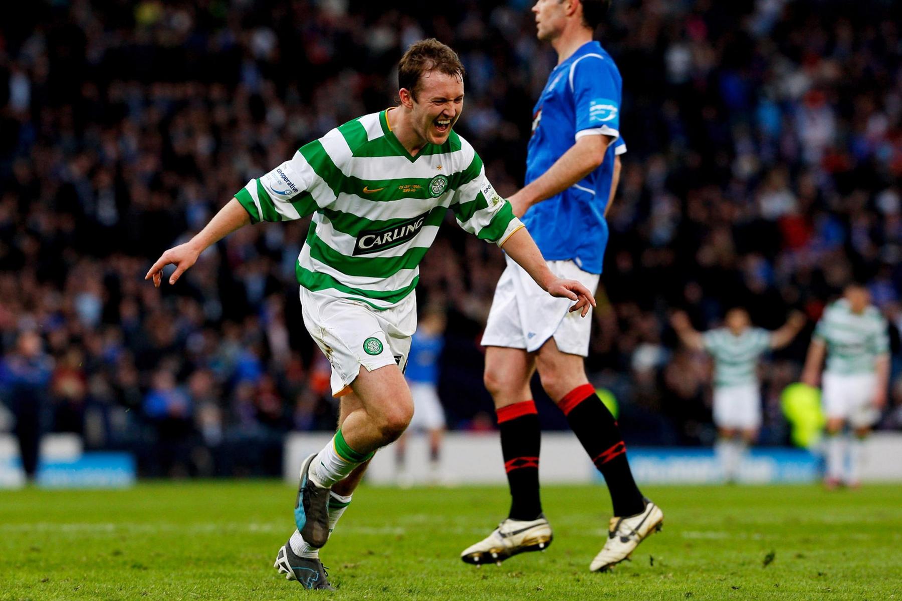 Ex-Celtic star Aiden McGeady open to Parkhead return as he addresses Hibs link