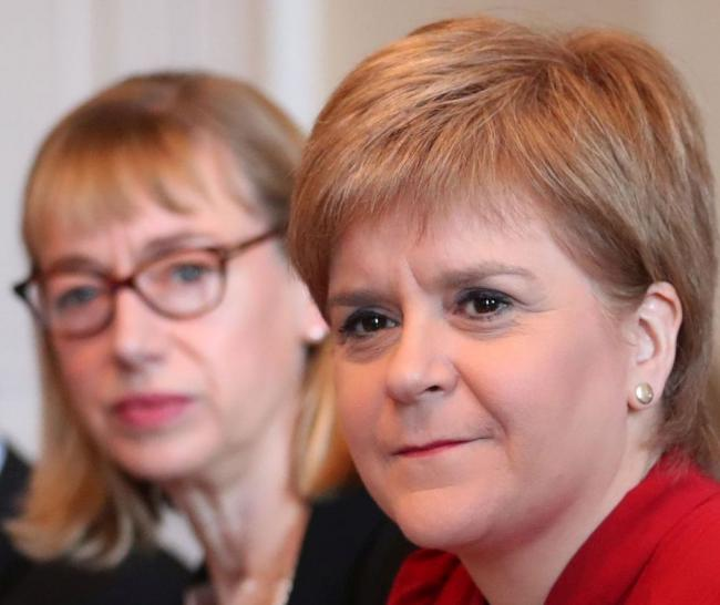 Salmond inquiry: Sturgeon's official's 'smoking email' published