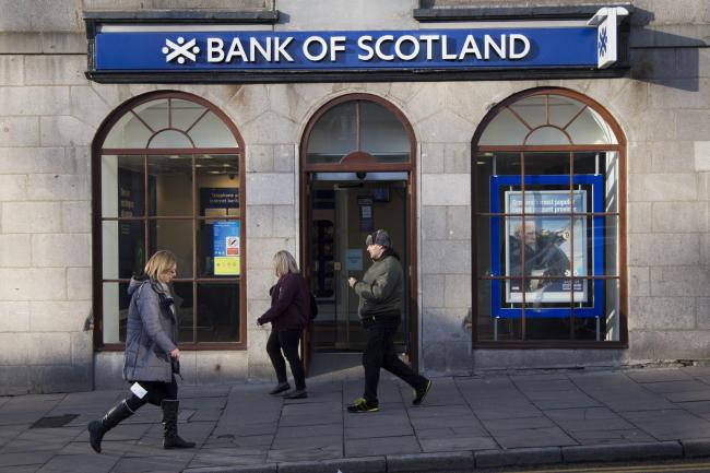 The watchdog said Bank of Scotland owner Lloyds had breached undertakings to protect customers. Picture: Getty Images