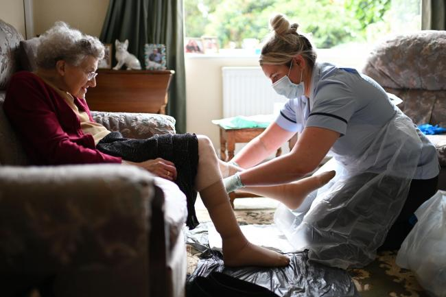 Test care home visitors for coronavirus, say Scottish Government advisers