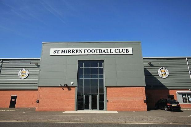 St Mirren reveal Jak Alnwick tested positive for coronavirus