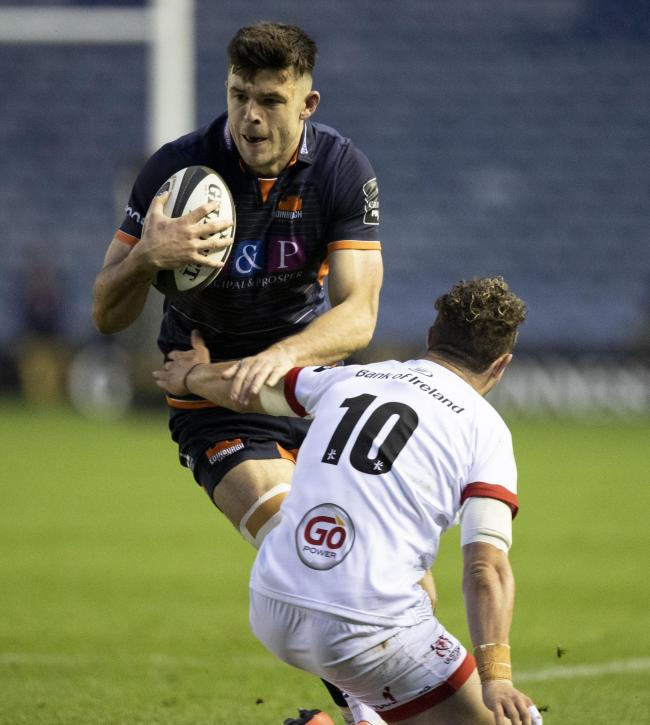 Blair Kinghorn on Edinburgh's 'turning point' defeat to Ulster