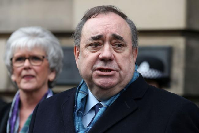 Salmond threatens Government with legal action to block release of documents
